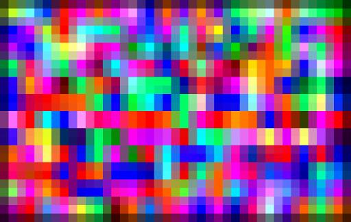 pixel rainbow wallpaper google - photo #12